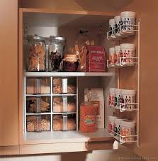#Kitchen Idea Of The Day: European Kitchen Cabinets With Great Organizing  Ideas. (
