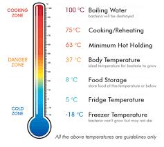 Safe Food Temperatures Chart Uk What Temperature Kills Bacteria In Food Adl Associates