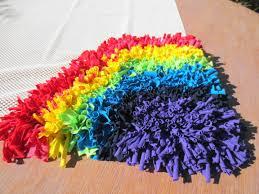 Diy Rug Rugs Diy Rainbow Rainbow Rug For Bathroom Rugs Idea