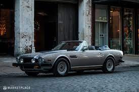 1988 Aston Martin V8 Volante Petrolicious