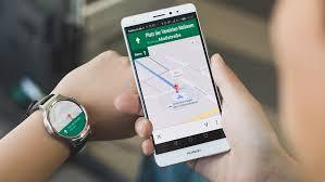 huawei smartwatch w1. androidpit huawei watch mate s google maps smartwatch w1 n