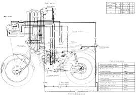 efi motorcycle diagram circuit and wiring diagram wiring diagram yamaha dt1 250 dt1b 250 enduro motorcycle