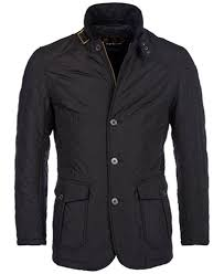 Barbour Mens Jackets & Coats - Macy's & Barbour Men's Quilted Lutz Jacket, A Macy's Exclusive Style Adamdwight.com