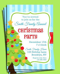 Christmas Invitation Card Template Free Download Syncla Co