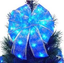 Lighted Christmas Bow (01)