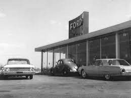 Tasca Ford E Providence Ri 1961 Vintage Muscle Cars Car Ford Dealership