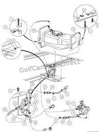 club car fuel pump diagram club image wiring diagram fuel system turf carryall 2 xrt and carryall 2 plus club on club car fuel pump