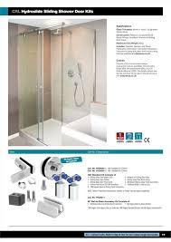 folding glass shower door inspirational 41 best shower enclosure hardware brochure images on photos