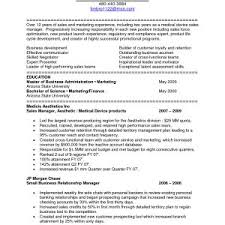 Curriculum Vitae Sample Medical Representative Save Summary For ...