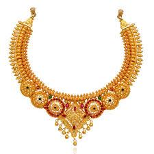 10 Tola Gold Set Designs Short Gold Necklace Savory Jewellery