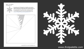 Snowflake Patterns Adorable Paper Snowflake Patterns Printable Templates Coloring Pages