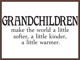 Grandkids Quotes Inspiration Grandchildren Are Grand Nanahood