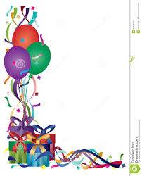 birthday balloons border clip art. Perfect Birthday For Birthday Balloons Border Clip Art I