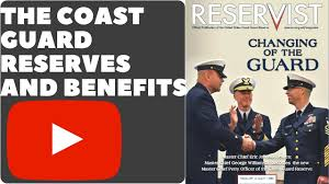 Uscg Reserves Coast Guard Reserves And Benefits Vlog 089 Youtube