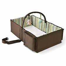 Amazon Ed Bauer Infant Travel Bed Infant And Toddler