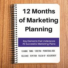 Marketing Plan Outline Template Free Month Marketing Plan Template ...