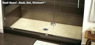 fiberglass shower pan with tile walls prefabricated shower pan shower pans shower pans bathroom shower pan