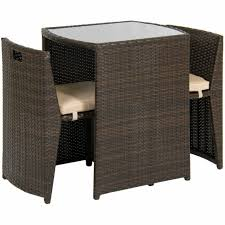 set patio bistro set outdoor chairs set