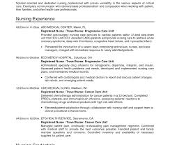 School Nurse Resume Objective Nursing Resume Template Objectives Examples Registered Nurse 83
