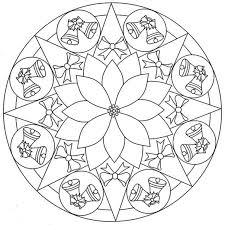 Free Printable Mandala Coloring Pages - Coloring Pages