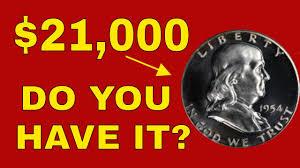 5 Franklin Half Dollar Worth Money Valuable Silver Half Dollars Increasing In Value