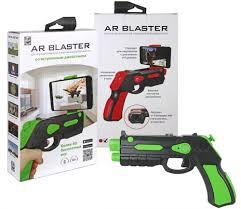 Купить <b>1TOY</b> Интерактивное оружие <b>AR Blaster</b> colorful в Москве ...