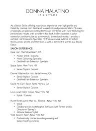 Resume Hair Stylist Pin By Ririn Nazza On Free Resume Sample Sample Resume Resume