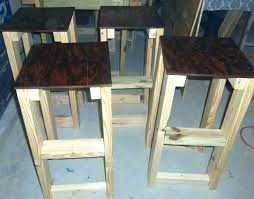 Make Making Bar Stools Diy Outdoor Chairs Your Own Build10
