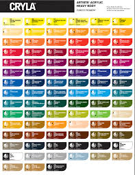 Cryla Munsell Colours Daler Rowney