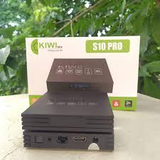 Android TV Box Kiwibox S10 pro Ram 4GB Bluetooth 5.0