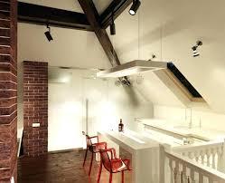 best track lighting vaulted ceiling sloped chandelier medium size of living room halo recessed track lighting angled ceiling