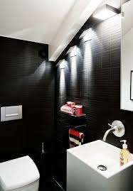 bathroom remarkable bathroom lighting ideas. bathroom remarkable dramatic wall lighting design with black color interior ideas g