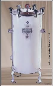 Autoclave Equitron Equitron Standard Stwl Vertical