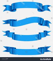 Blue Ribbon Design Best Blue Ribbon Banner Vector Design Free Vector Art