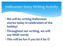 abby sunderland argumentative essay final draft halloween  we will be writing halloween stories today in celebration of the holiday