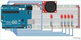 analog joystick wiring diagram wiring diagram for you • interfacing joystick arduino rh circuitdigest com joysticks connections diagram fisher plow minute mount 2 wiring diagram