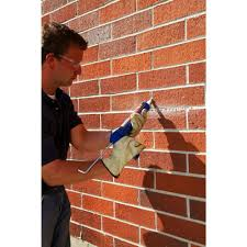 Quikrete  Oz Mortar Repair Tube The Home Depot - Exterior brick repair