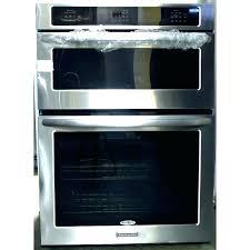 kitchenaid wall oven review kitchen aid wall oven reviews inch double wall oven reviews microwave combo