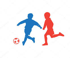 Image result for CLIPART KIDS SOCCER PLAYER SILHOUETTE