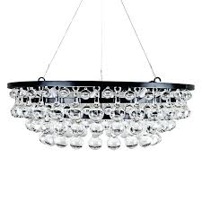 glass droplets for chandeliers modern glass ball drop chandelier droplet glass chandelier west elm