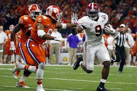 Bo Scarbrough NFL Draft 2018: Scouting ...