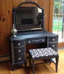 furniture captivating black vintage makeup vanity 17 antique mirrors black vintage makeup vanity