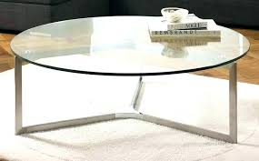 round glass table top replacement circular pers tables with spacers plastic tab
