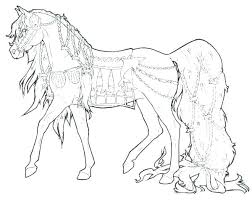 Coloring Pages Trendy Lion King Best Ideas Clydesdale Horse To Print