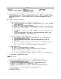 Warehouse Job Description For Resume Dock Worker Resume Skinalluremedspa Com