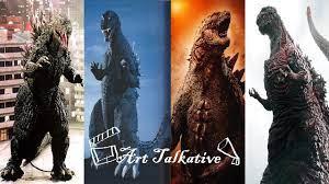 เล่าหนัง] วิวัฒนาการของชุดก็อตซิลล่า ยุคใหม่ Evolution of Godzilla Part 3  [Art Talkative] - YouTube