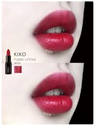kiko milano 416 cherry red smart
