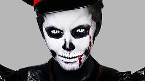 zombie skull makeup skeleton makeup tutorial joseph harwood you