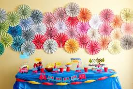 DIY Wall Decor for Party