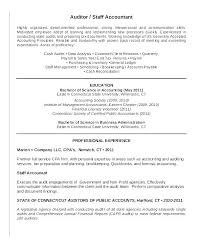 Resume Examples For Accounting Jobs Dew Drops